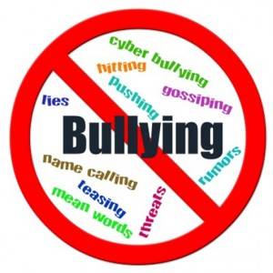 How can I stop someone from bullying me?