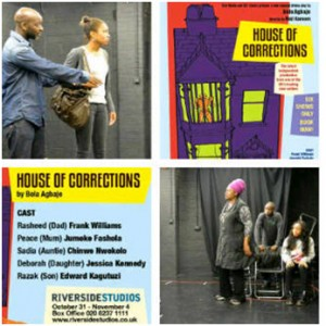 "Review of the Play Called ""House Of Correction"""