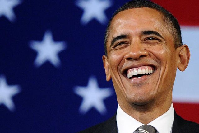 Barack Obama Has Been Re-Elected As President Of The United States