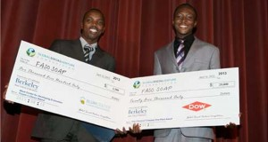 Students From Africa Win The Global Social Venture Competition For The Invention Of An Anti Malaria Soap