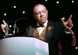 ROLE MODEL OF THE WEEK - Lord Paul Boateng