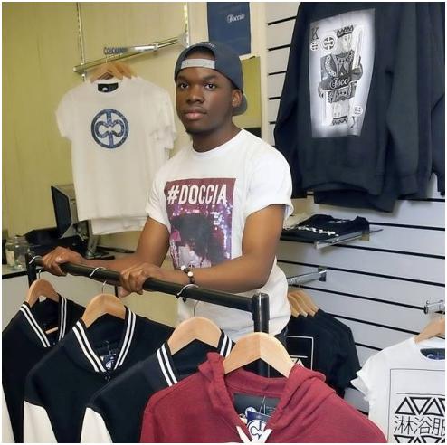 21yrs, Emeka Oparah from South Tottenham