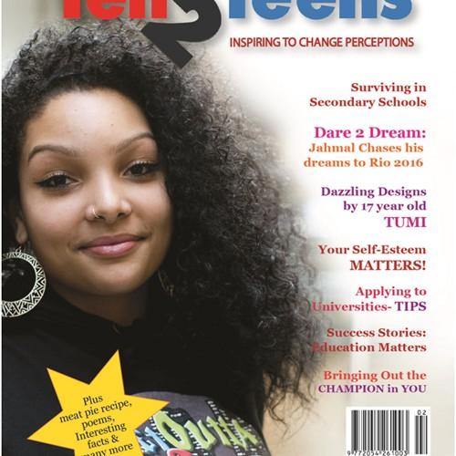 Re-Branding Ten2Teens Magazine