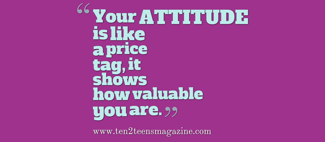 Attitude and Values