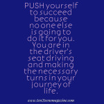 Pushyourself