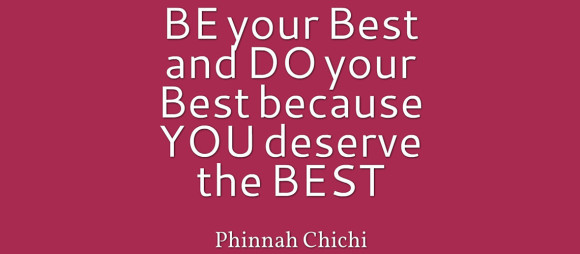 BE your Best