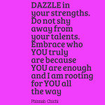 Dazzle-in-your-strengths