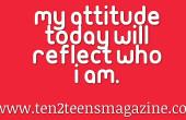 My Attitude