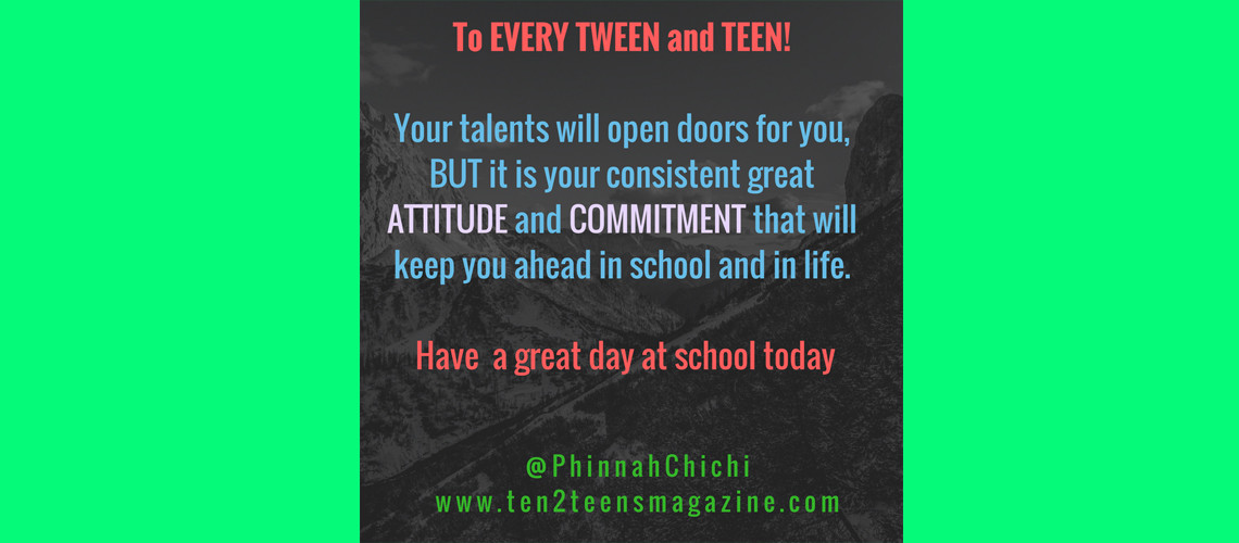 Your talents