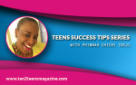 Teen Success Tips Series Tip 8 – Do not be afraid to say NO