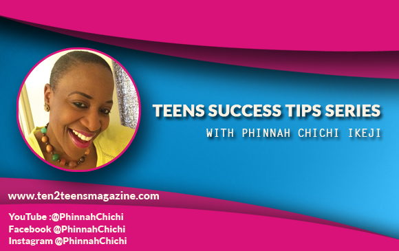 Teen Success Tips Series Tip 18 – You are an Original
