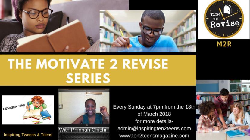 Motivate 2 Revise Series