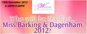 Miss Barking & Dagenham 2012 Event