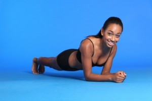 Plank- exercise of the month