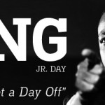 Martin Luther King Day, 21st January