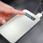 Swipe Activated Smartphone USB Charge Unit