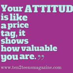 your-attitude