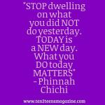STOP-dwelling