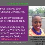 Parent-family-corporation